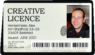 Creative Licence