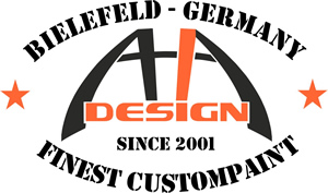 AHA Design: Lackierungen für Harley-Davidson und Custombikes